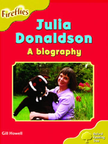 Julia Donaldson: a biography