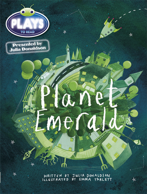 Planet Emerald