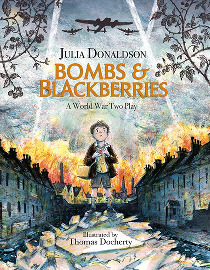 Bombs and Blackberries