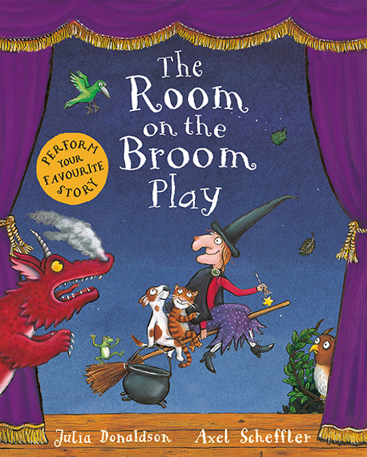 The Room on the Broom Play