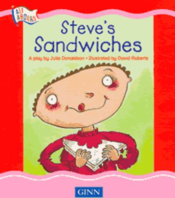 Steve's Sandwiches