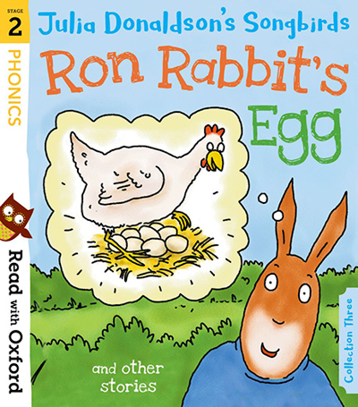 Ron Rabbit's Egg and other stories