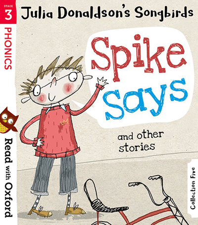 Spike Says and other stories