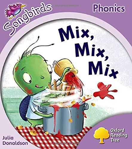 Mix mix mix