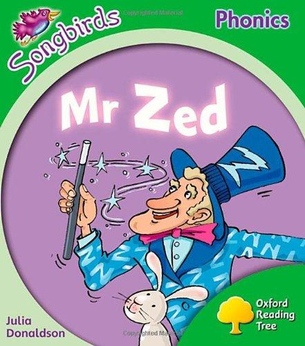 Mr Zed