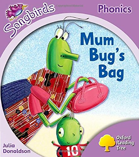Mum Bug's Bag