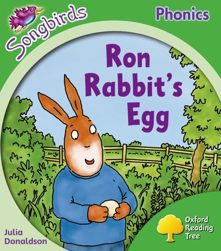 Ron Rabbit's Egg