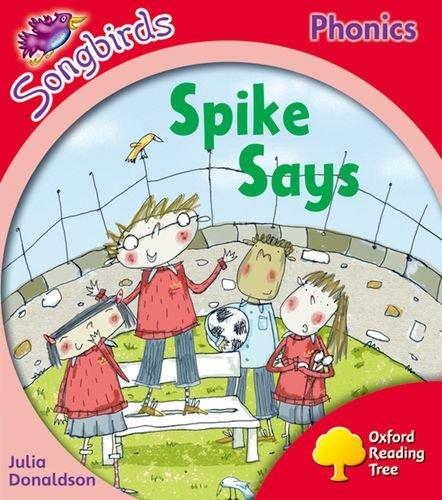Spike Says