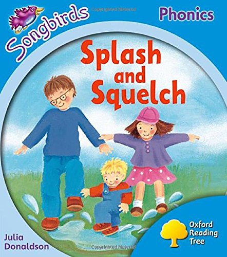 Splash and Squelch