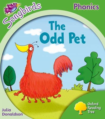 The Odd Pet
