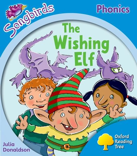 The Wishing Elf